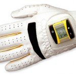 The World's First Golf Glove with Digital Grip Sensors