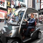 Garia Luxury Golf Cart Goes Street Legal