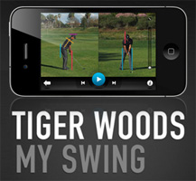 TIGER WOODS MYSWING