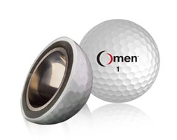 OMEN GOLF BALL