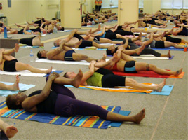 BIKRAM YOGA PHOTO