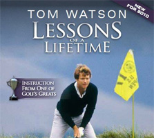 Tom Watson Golf Instruction Now Available on Demand