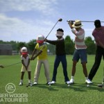 Tiger Woods PGA Tour 13 to Feature 9 Tigers