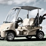 Garia Luxury Golf Cars at American Century Celebrity Golf Championship