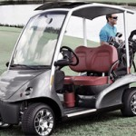 Luxury Golf Car Giveaway at Michael Phelps Golf Outing