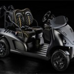 The World's Most Coveted Luxury Golf Car
