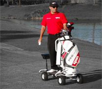 Golf Skate Caddy Combines Surfing, Skateboarding and Golf