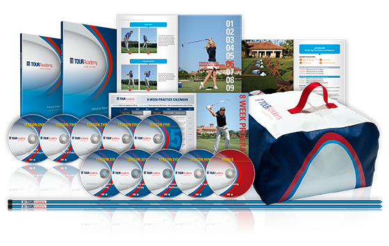 The 8-Week Golf Improvement Program on DVD